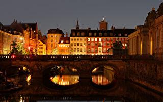 1953年11月13日凌晨,哥本哈根城市里有一则惊险又感人的故事。(shutterstock)