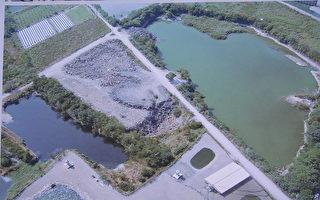 全國首例 盜採砂石地變太陽能光電區