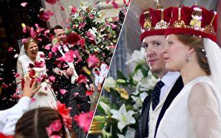 末代國王的孫子網上徵婚10年 終於娶回名門閨秀