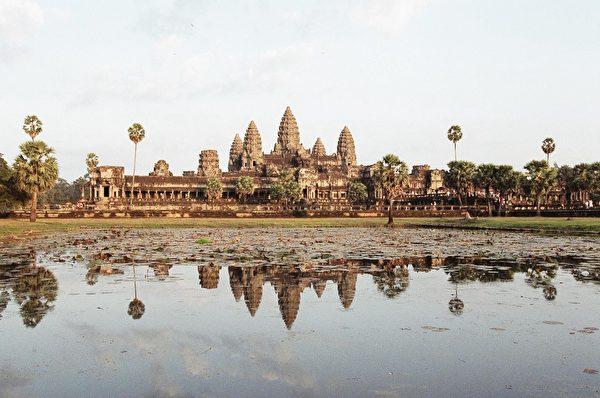 柬埔寨吴哥窟。(Karen Bennett/CC/Pixabay)