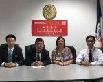 市议员顾雅明联同长老会下城医院宣布,28日在顾雅明办公室免费打流感疫苗,有100个名额。 (顾雅明办公室提供)