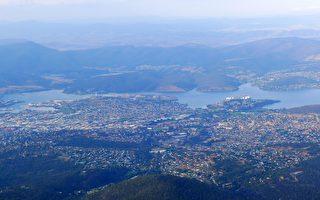 塔斯馬尼亞的Chigwell區,在房地產數據CoreLogic的最新租金收益排名表上,Chigwell區位居榜首。(簡沐/大紀元)