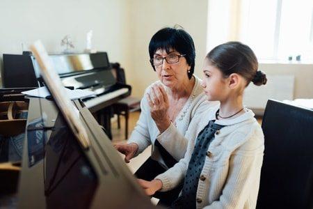 雅马哈音乐教育私人钢琴课。(Yamaha Music Education提供)