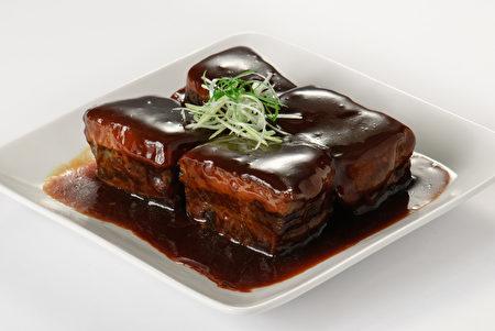 东坡肉。(红粟上海经典小吃提供)