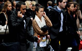 根據最新人口普查數據,全澳的四分之一的專業人士——包括律師、醫生、會計師、工程師等都雲集在悉尼,目前悉尼的專業人士已達近60萬。(GREG WOOD/AFP/Getty Images)