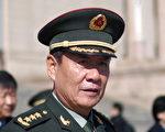 中共十九大召开之际,中共军队上将刘源向媒体表示,中共军队改革才刚刚开始。(Feng Li/Getty Images)