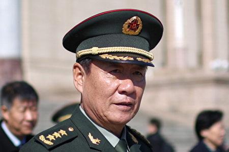 中共十九大召開之際,中共軍隊上將劉源向媒體表示,中共軍隊改革才剛剛開始。(Feng Li/Getty Images)