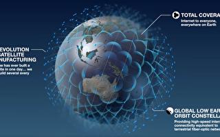OneWeb計劃獲批 讓邊遠居民2019獲高速寬帶