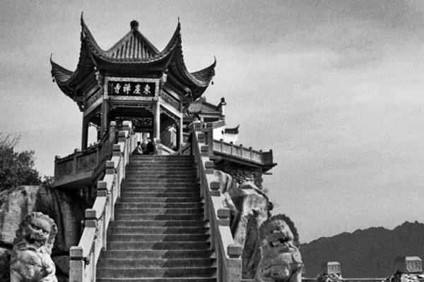 九华山是中国从古到今许多得道高僧的修行之处。(pixabay)