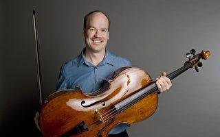 费城乐团(Philadelphia Orchestra)大提琴独奏家德里克•巴恩斯(Derek Barnes)(图由Orchestra Concordia乐团提供)
