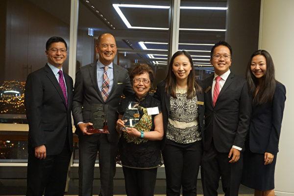 華人律師協會就職儀式 聯邦法官讚揚創業精神
