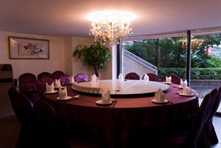 红粟上海经典餐厅。(红粟上海经典小吃提供)