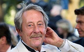 法國影壇巨星讓·雷謝夫(Jean Rochefort)10月9日凌晨在巴黎辭世,享年87歲。圖為他在2003年時的近照。(BORIS HORVAT/AFP/Getty Images)