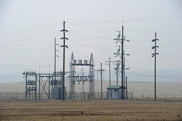 美国一旦遭电磁脉冲攻击,各地电网都有可能瘫痪。(Kevork Djansezian/Getty Images)