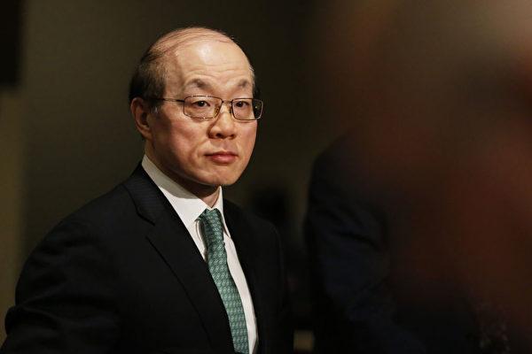 中共常驻联合国代表刘结一已出任中共国台办副主任(正部长级)。(EDUARDO MUNOZ ALVAREZ/AFP/Getty Images)