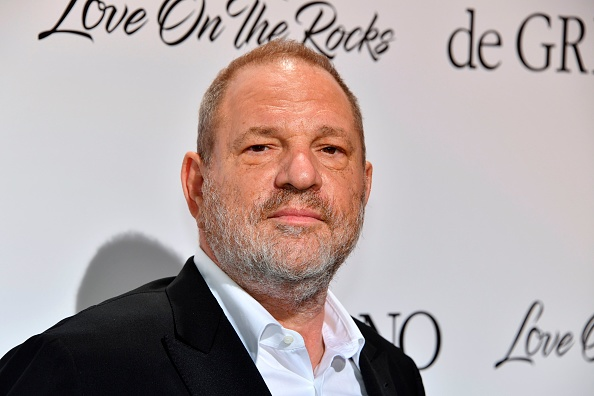 好莱坞著名制片人哈维·韦恩斯坦(Harvey Weinstein)被曝性丑闻。(YANN COATSALIOU/AFP/Getty Images)