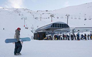 新西兰最高温泉浴场 海拔2086米