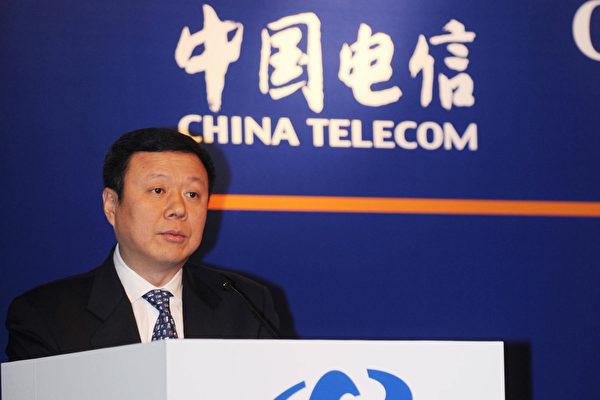江綿恆把持的中國聯通,其董事長王曉初最終未能進入中共十九大代表名單。(MIKE CLARKE/AFP/Getty Images)