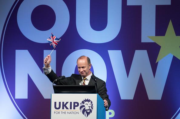 独立党又选出了一位新领袖。( Matt Cardy/Getty Images)