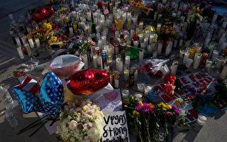 美國拉斯維加斯週日晚發生造成500多人傷亡的近代史上最慘重槍擊事件,世界多國領袖紛紛發表聲明譴責,並表達對遇難者和美國人民深切同情和慰問。(Drew Angerer/Getty Images)