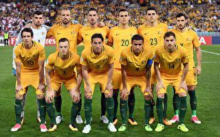 世界盃預選附加賽澳對敘2:1 袋鼠隊進俄有望