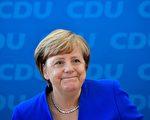默克爾本週將嘗試黑、黃、綠的牙買加式聯合政府談判。  (TOBIAS SCHWARZ/AFP/Getty Images)