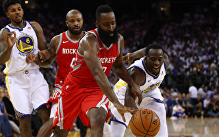 NBA揭幕戰 火箭逆轉險勝勇士