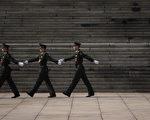 中共十九大背后权斗激烈。(FRED DUFOUR/AFP/Getty Images)
