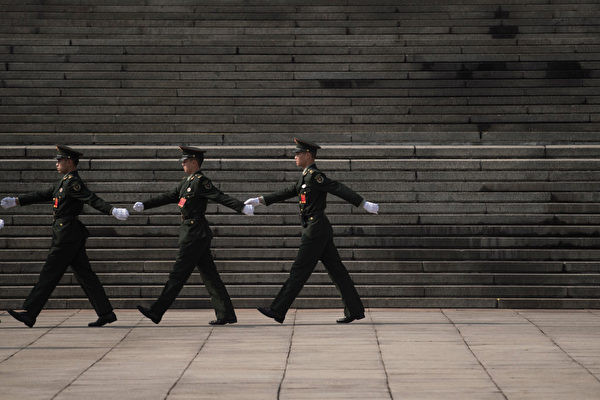 中共十九大背後權鬥激烈。(FRED DUFOUR/AFP/Getty Images)