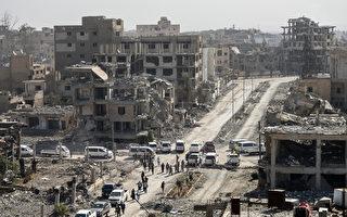 川普:收复拉卡后 IS终结就在眼前