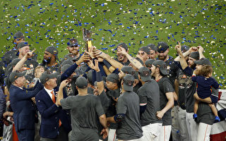 MLB雙投聯手完封洋基  太空人奪美聯冠軍