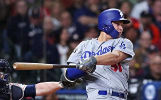 MLB九局上太空人投手崩盘 道奇世界大赛扳平