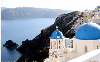 剧变造就成的美丽──圣多里尼岛Santorini(下)