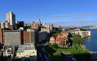 悉尼十大最宜居區,Kirribilli居首。(簡沐/大紀元)