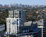 今年春季悉尼将出现售房高峰,因为房主们急于在市场疲软之前出手。(简沐/大纪元)