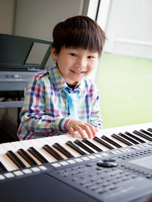 雅马哈音乐教育有利于孩子健康成长。(Yamaha Music Education提供)