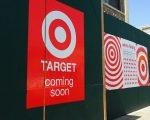 班森贺18大道夹64街(6401号)的Target新连锁店将在18日上午开张。 (大纪元资料图片)