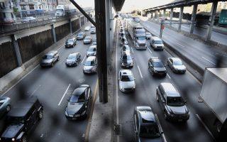 """曼哈顿的塞车问题由来已久,但""""修复纽约市""""小组真能解决问题吗? (STAN HONDA/AFP/Getty Images)"""