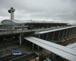 纽约JFK飞机场。 ( Spencer Platt/Getty Images)