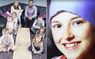 13岁少女患癌离世 父母在她房间发现惊人字条