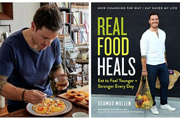 重病昏迷之后的一次濒死体验,成为厨师Seamus Mullen的人生转折点。(Seamus Mullen提供/大纪元合成)