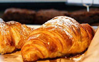 黃油短缺現在成為墨爾本糕點業中是一個熱門話題。圖為牛角包。(Pixabay)