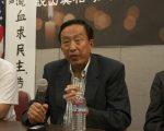 旅居美國的紅二代羅宇表示,習近平如果要走回毛澤東那個時代就完了,如果要把中國這條大船引入世界民主大潮,那就有出路了。 (周鳳臨)