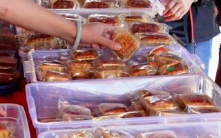 這月餅你敢吃嗎?視頻曝中國製食品安全問題