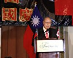 台北驻加拿大代表龚中诚先生强调,统促党暴力事件是人祸、违反民意。国际上,也存在大量打压台湾的事件。(梁耀/大纪元)