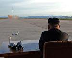 日媒称,北京或许会先于美国对朝鲜发动打击。 (STR/AFP/Getty Images)