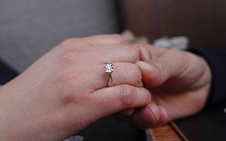 史上最可爱求婚见证人 网友看了直呼:好嫉妒