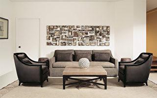 Bernhardt是美国各大豪宅经常选用的家具品牌。(Voyager提供)