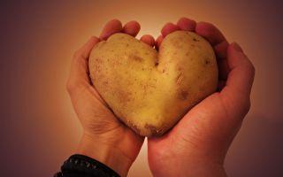 破皮马铃薯背后的动人故事。(Fotolia)
