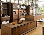 知名厨卫建材Porcelanosa是众多建筑业内人士的首选产品。(北加州装修建材Porcelanosa提供)